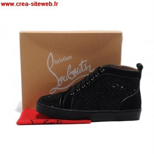 louboutin homme basse pas cher