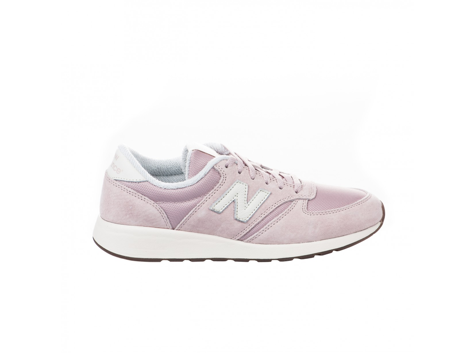 basket fille new balance rose