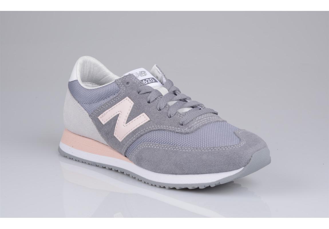new balance rose et gris