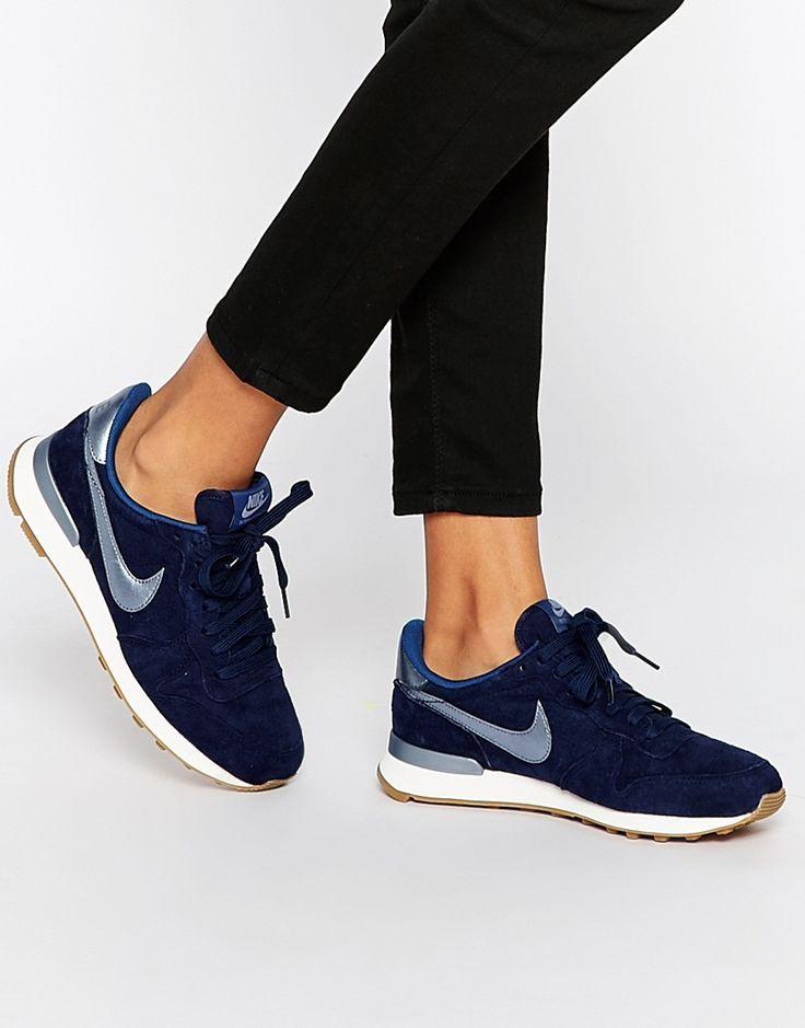 chaussure nike femmes bleu