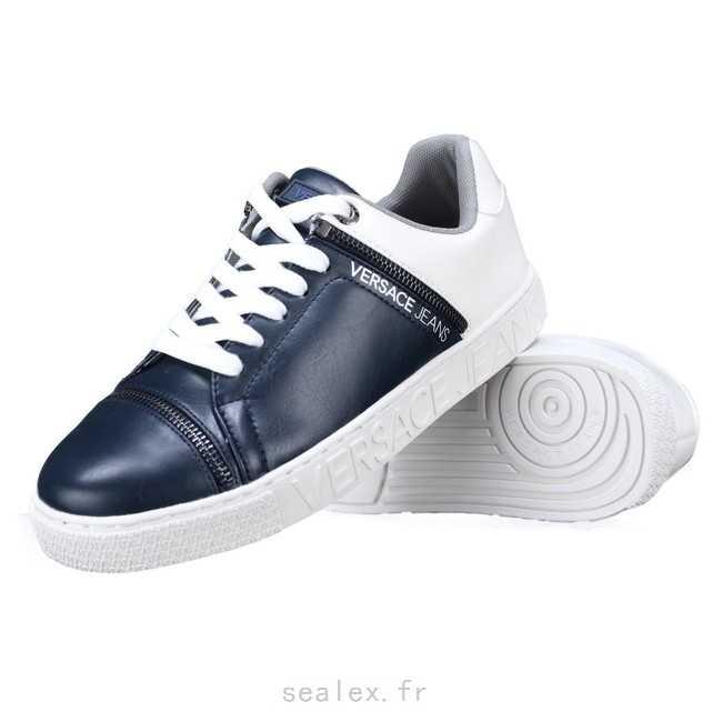 basket versace homme bleu 8bbd0362fd8