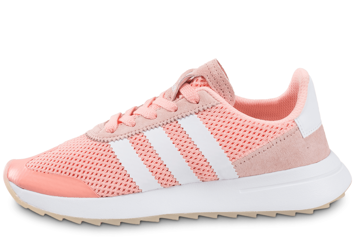adidas rose femme chaussure