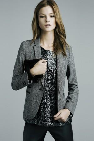 new product 4d896 02f62 blazer femme zara 2014