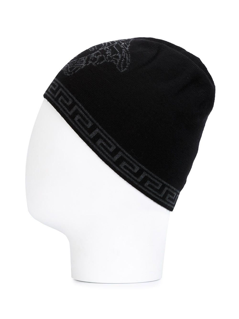 bonnet versace femme e2ebcbc0ec7