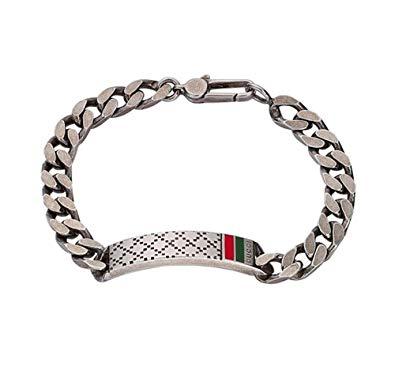 reputable site 58be6 4416e bracelet pour homme gucci