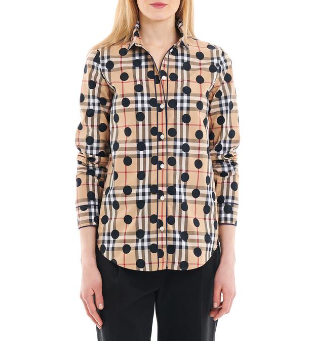 3ea8fb4f536 Prix de gros burberry chemise femme France vente en ligne