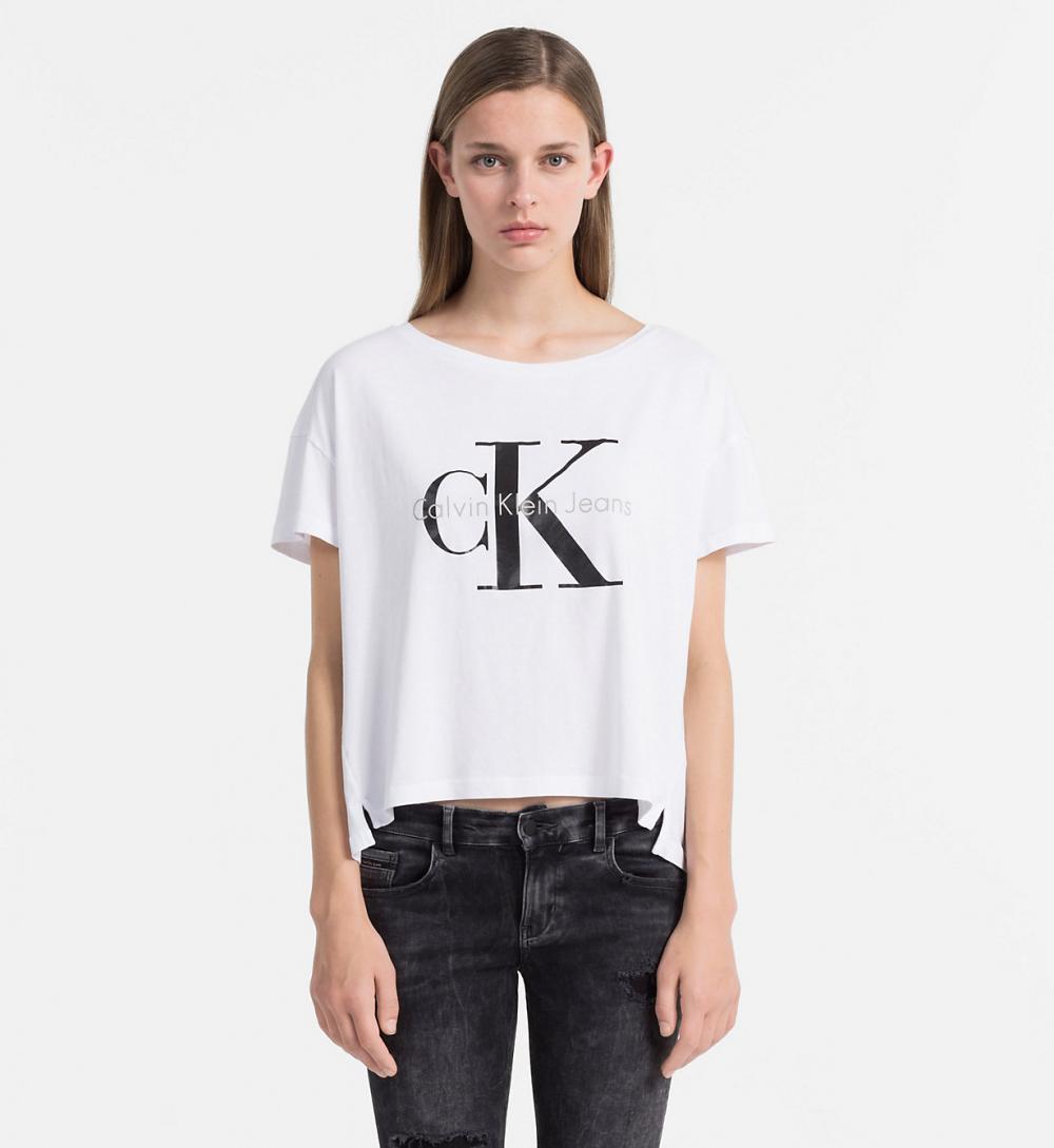80a70a34f21 Prix de gros calvin klein t shirt femme France vente en ligne