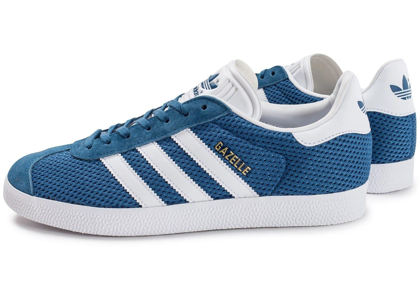 adidas homme chaussures bleu