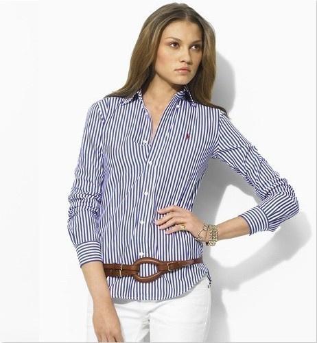 1f591c36d103d chemise polo ralph lauren femme pas cher