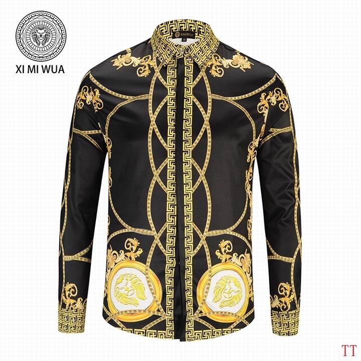4edacfac8d4 Prix de gros chemise versace vintage homme pas cher France vente en ligne