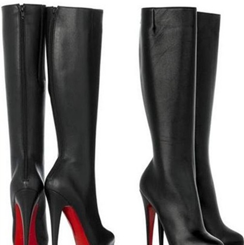 chaussures louboutin bottes