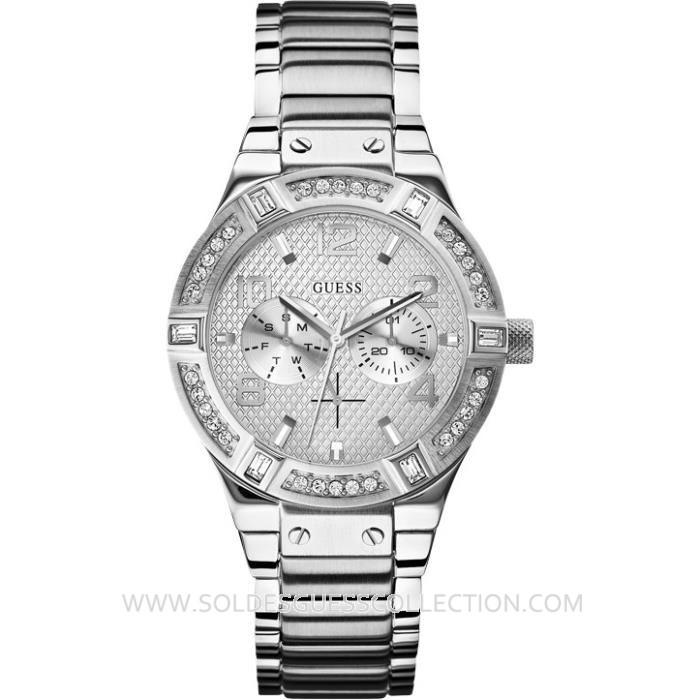 932e8bbdb6 montre pour femme guess pas cher