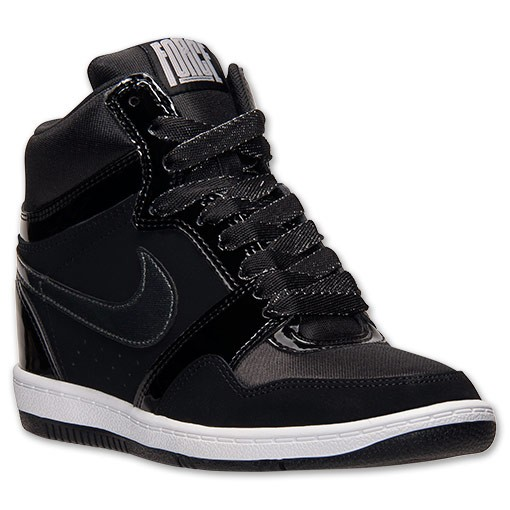 chaussure femme compensé nike
