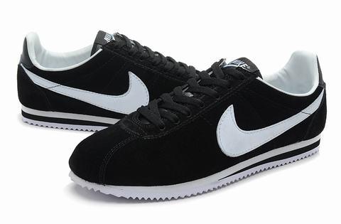 new arrival e0a73 2d00c Prix de gros nike cortez noir pas cher France vente en ligne, toutes les  gammes de chaussures Nike pour hommes et femmes outlet pas cher.