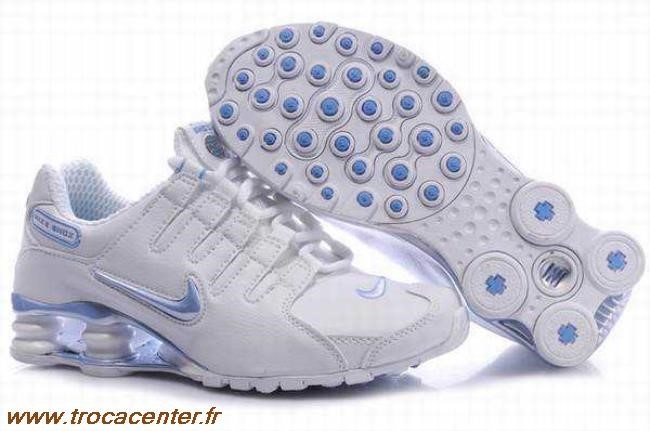 on sale ddcd1 da9a2 nike shox nz homme pas cher
