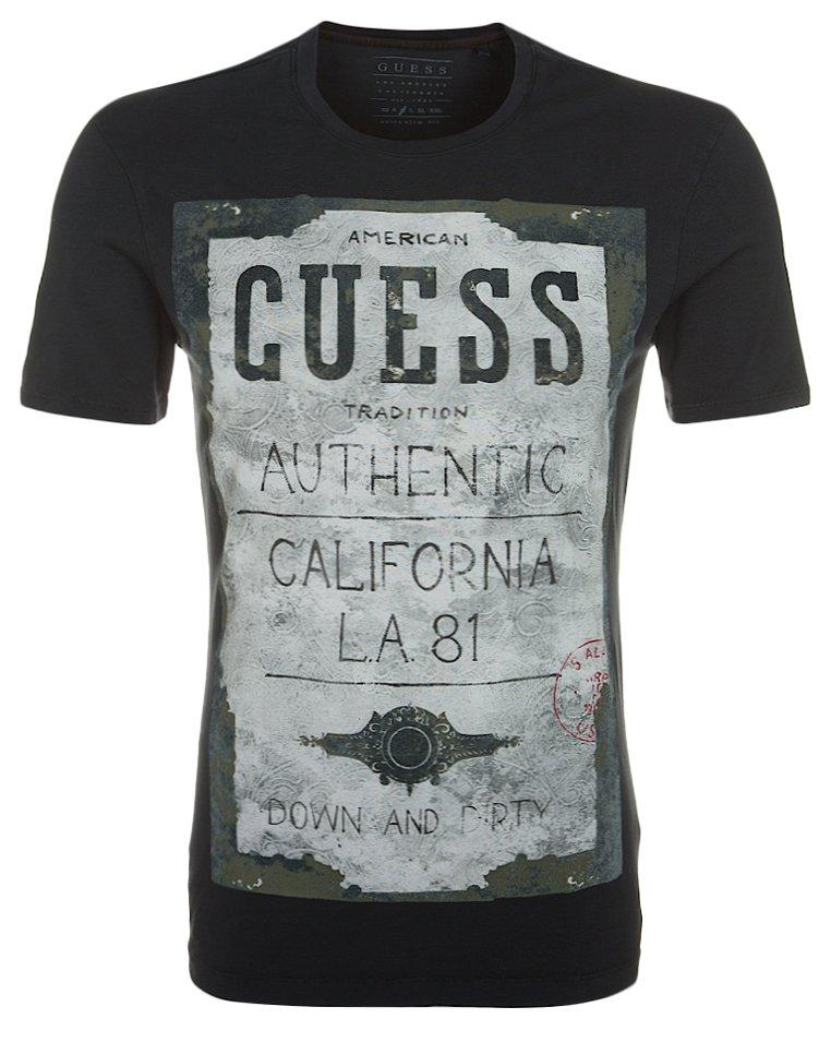734c692bf36 tee shirt guess homme pas cher