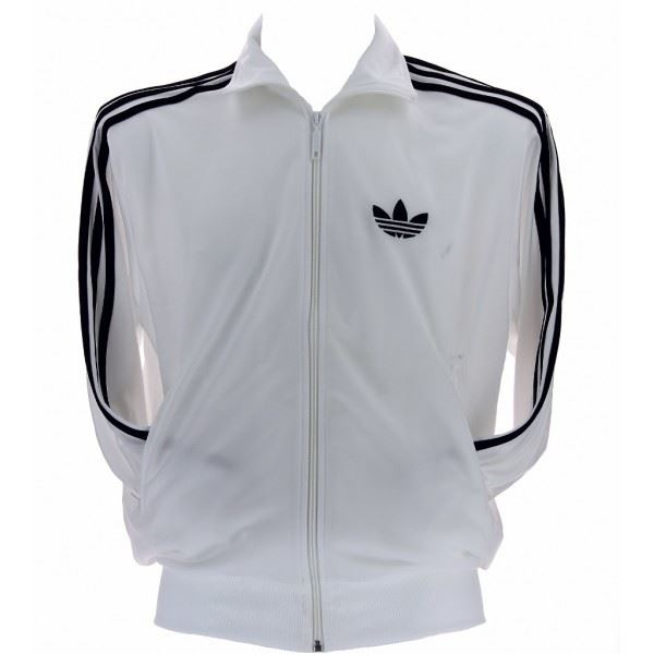 veste blanche adidas femme
